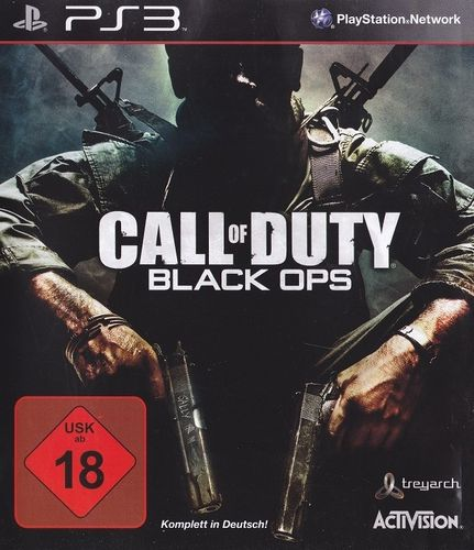 Call of Duty - Black Ops (PS3)
