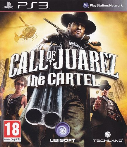 Call of Juarez - The Cartel (PS3)