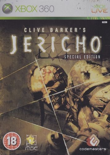 Jericho (UK-Version) Steelbook (XB360)