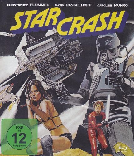 Star Crash (Blu-ray)