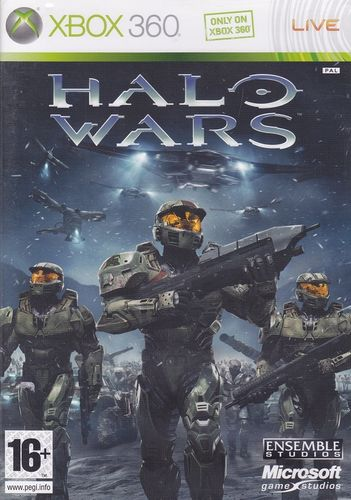 Halo Wars (UK-Version, nur englisch)