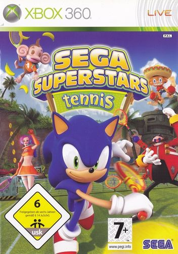 Sega Superstar Tennis (XB360)