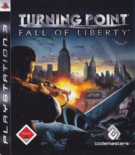 Turning Point - Fall of Liberty (PS3)