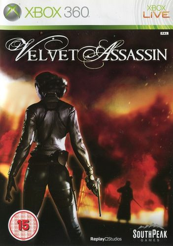 Velvet Assassin (UK-Version, deutsch spielbar) (XB 360)