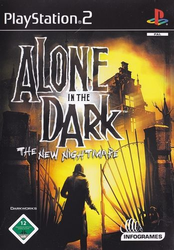 Alone in the Dark - The new Nightmare (PS2)