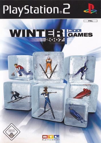 RTL Winter Games 2007 (PS2)