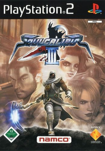 Soul Calibur 3 (PS2)
