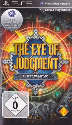 The Eye of Judgment - Legends (PSP)