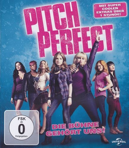 Pitch Perfect 1 (Blu-ray)