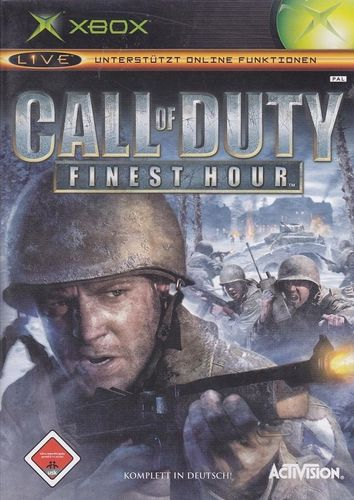 Call of Duty - Finest Hour (XB)