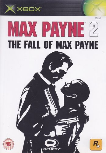 Max Payne 2 - The Fall of Max Payne (UK-Import, Englisch) (XB)