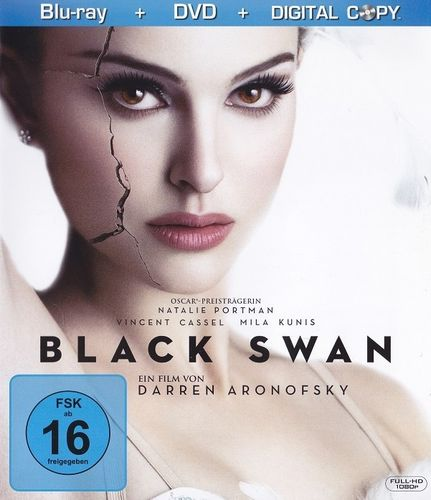 Black Swan (Blu-ray + DVD)