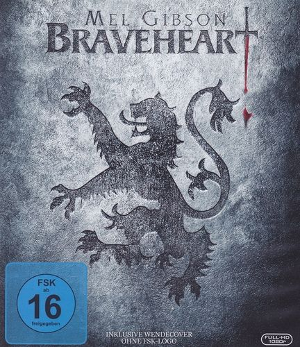 Braveheart (2-Disc Edition, O-Ring) (Blu-ray)