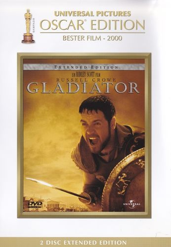 Gladiator (2 Disc Extended Edition) (DVD)