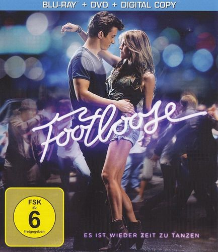 Footloose (2011) (Blu-ray + DVD)