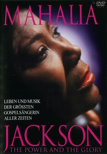 Mahalina Jackson: The Power and the Glory (DVD - gebraucht: sehr gut)