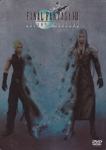 Final Fantasy 7 - Advent Children (Steelbook) (DVD)