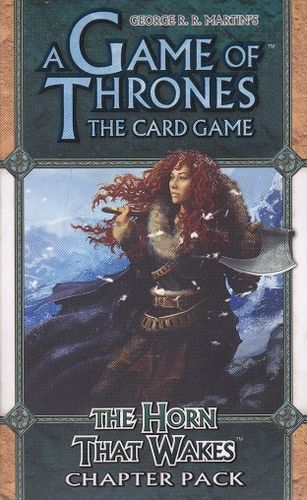 A Game of Thrones LCG: The Horn that wakes (Chapter Pack)