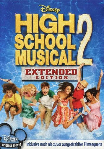 High School Musical 2 (Extended Edition) (DVD)