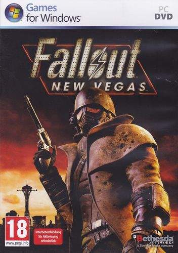 Fallout - New Vegas (PEGI-Version) Deutsch spielbar (PC)