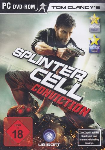 Splinter Cell - Conviction (PC)