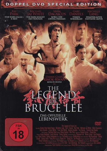 The Legend of Bruce Lee (Doppel DVD Special Edition, Metalpack) (DVD)