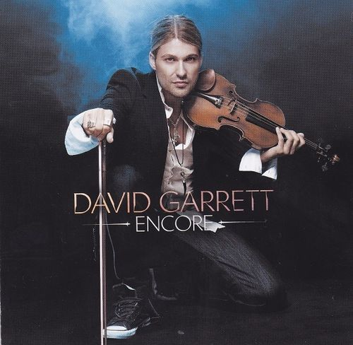 David Garrett - Encore (CD)