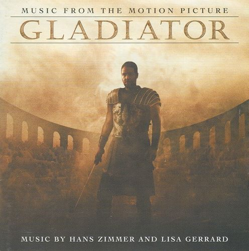 Gladiator - Music from the Motion Picture (CD)