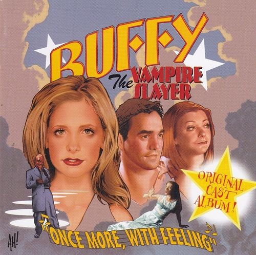 Buffy - The Vampyre Slayer: Once more, with Feeling (CD) Original Cast Album