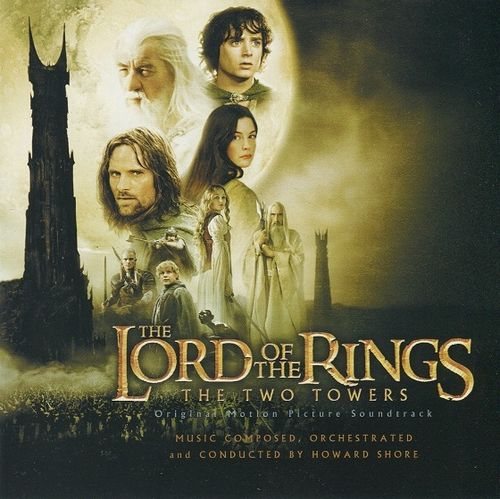 The Lord of the Rings - The two Towers (CD)