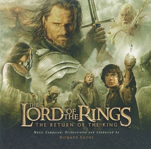 The Lord of the Rings - The Return of the King (CD)