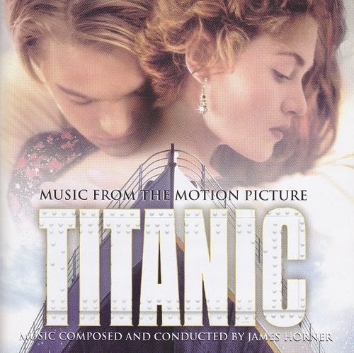 Titanic - Music from the Motion Picture (CD)