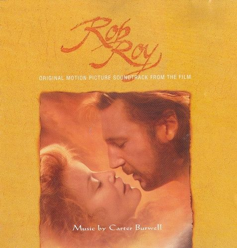 Rob Roy - Original Motion Picture Soundtrack (CD)
