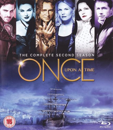 Once upon a Time - Season 2 (UK-Import, nur Englisch) (Blu-Ray)