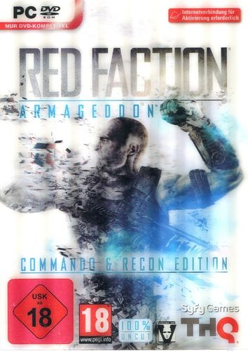 Red Faction - Armageddon (Commando & Recon Edition) (PC)