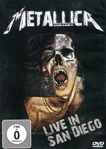 Metallica - Live in San Diego (DVD)