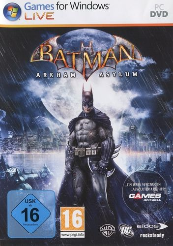 Batman - Arkham Asylum (PC)