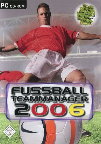 Fussball Teammanager 2006 (PC)