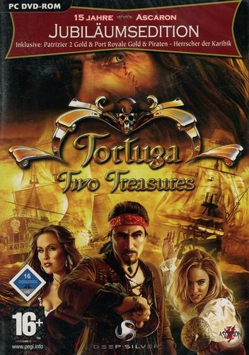 Tortuga - Two Treasures (Jubiläumsedition) (PC)