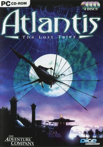 Atlantis 1 - The lost Tales (PC)