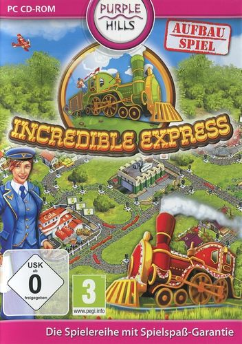 The incredible Express (PC)