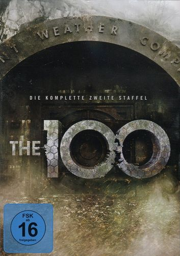 The 100 - Staffel 2 (DVD)