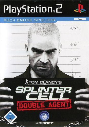 Splinter Cell - Double Agent (PS2)