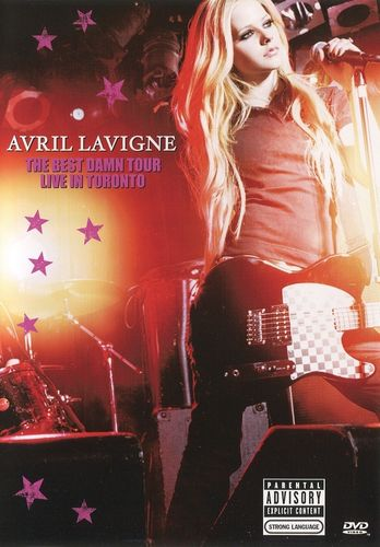 Avril Lavigne - The best damn Tour (Live in Toronto) (DVD)