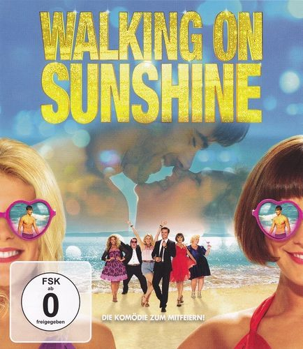 Walking on Sunshine (Blu-Ray - gebraucht: sehr gut))