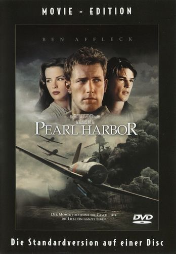 Pearl Harbor (Movie Edition) (DVD)