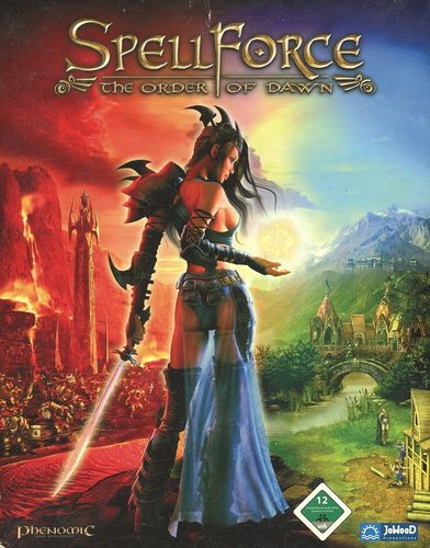 Spellforce - The Order of Dawn (PC) Eurobox