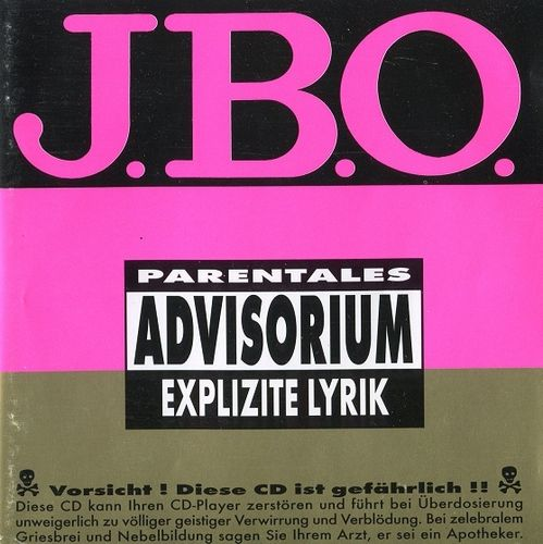 J.B.O. - Explizite Lyrik (CD)