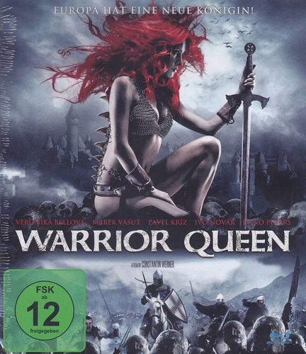 Warrior Queen (Blu-ray - Neu)