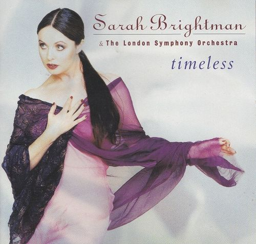 Sarah Brightman - Timelss (CD)